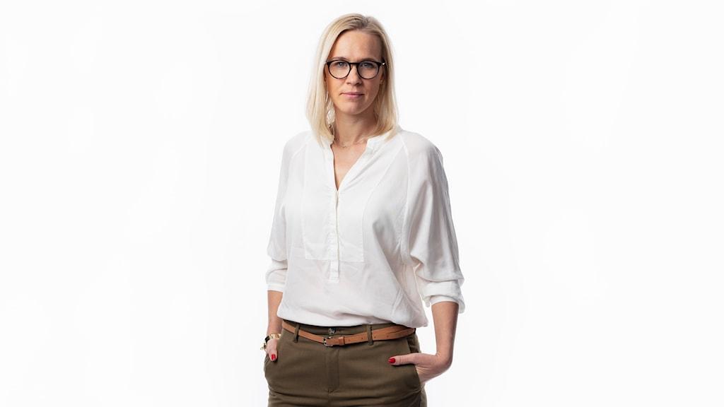Cajsa Lindberg Utbudsdirektör
