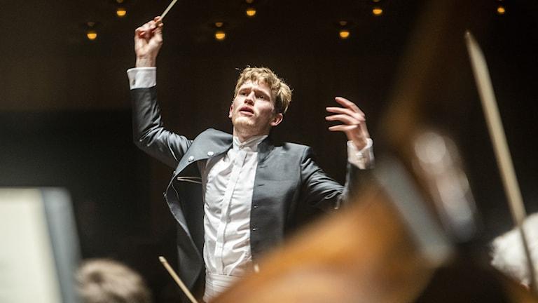 """Dirigent Thomas Guggeis från """"Längtan till Italien"""""""