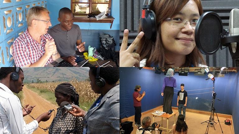 SR MDO främjar public service-media över hela världen.