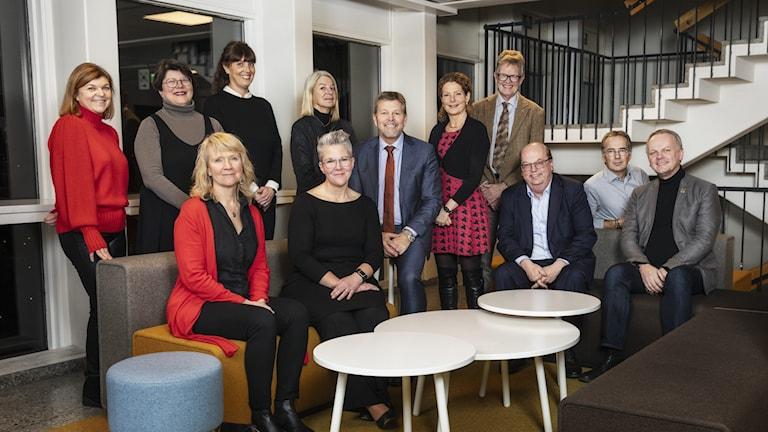 Sveriges Radios styrelse 2019