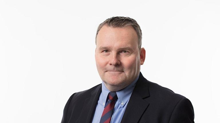 Anders Lundbeck, ekonomidirektör