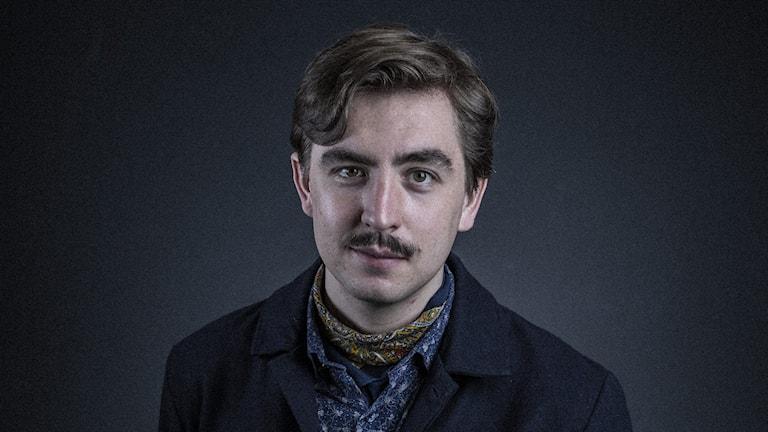 Jack Werner från P3 Dystopia