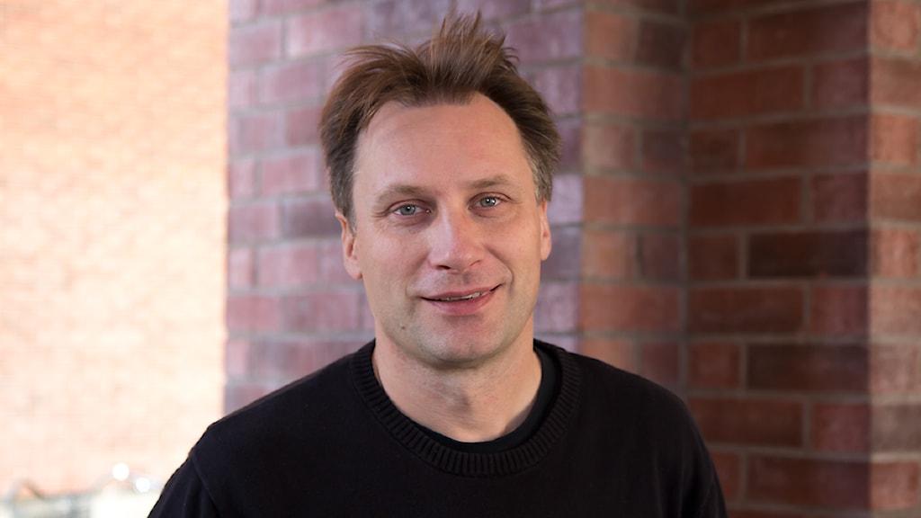 Stephan Lövstrand. Foto: Michael Gawell/Sveriges Radio.