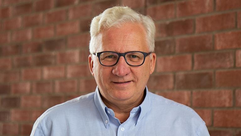Kent Nilsson. Foto: Michael Gawell/Sveriges Radio.