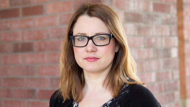 Karin Thornberg, agendachef P4 Västmanland