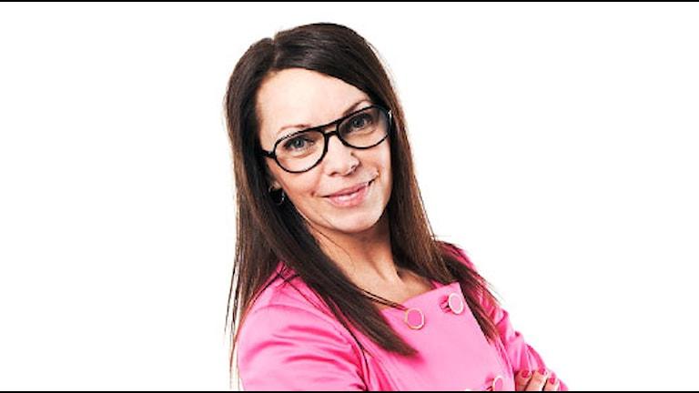 Pernilla Arvidsson. Foto: Mattias Ahlm/Sveriges Radio