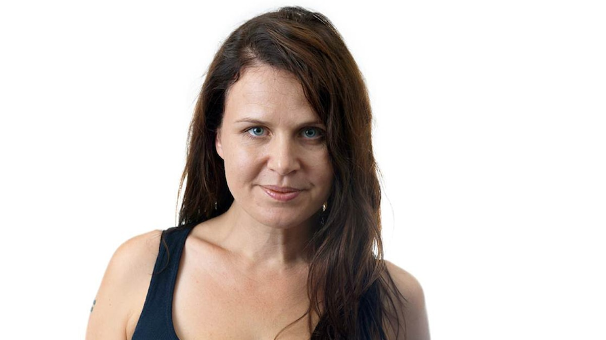 Johanna Linder. Foto: Richard Lindor