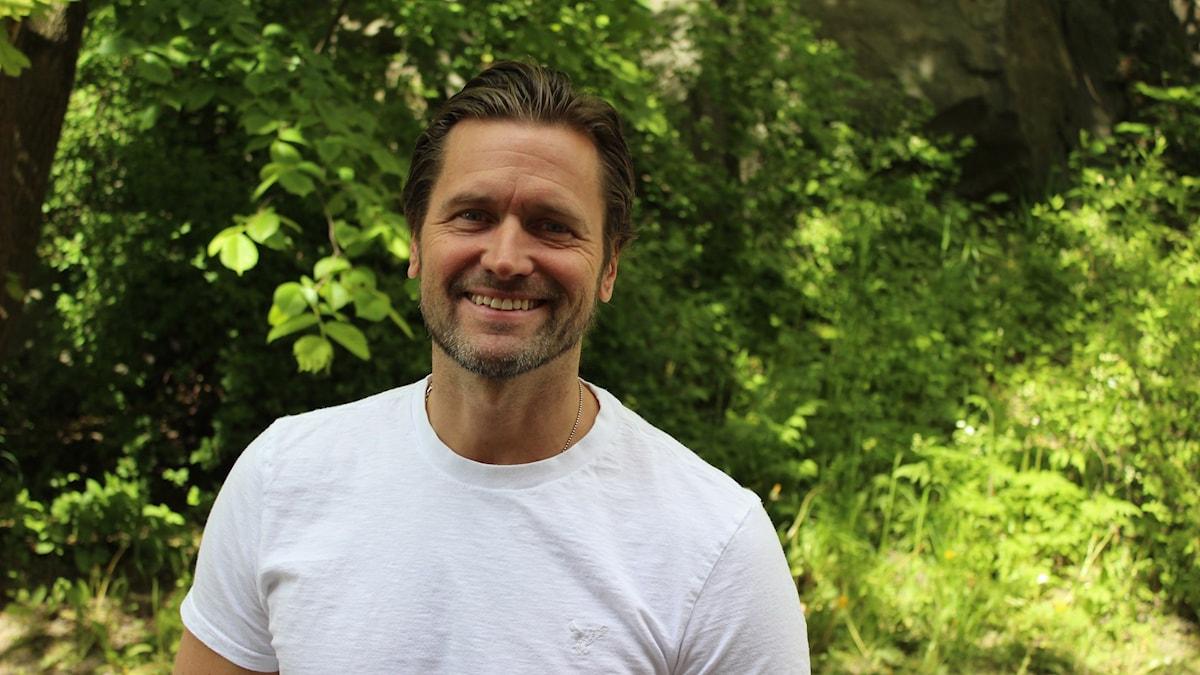 Martin Melin. Foto:Åsa Karlsson/Sveriges Radio