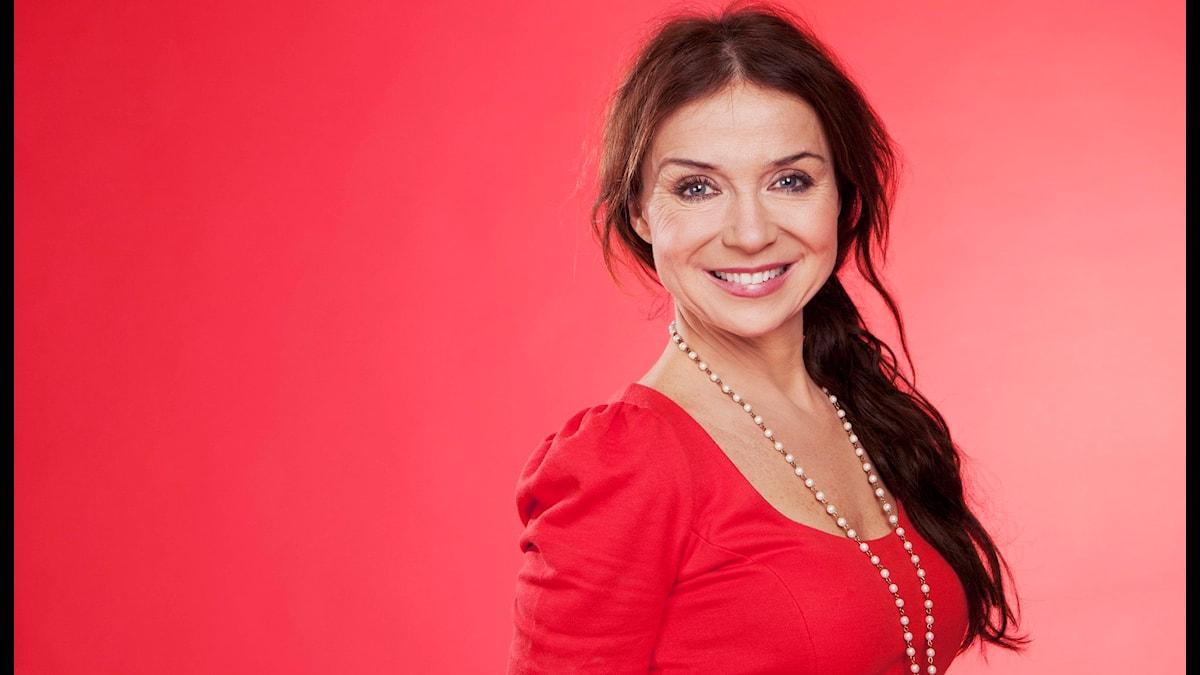 Annika Jankell. Foto:Stina Gullander/Sveriges Radio