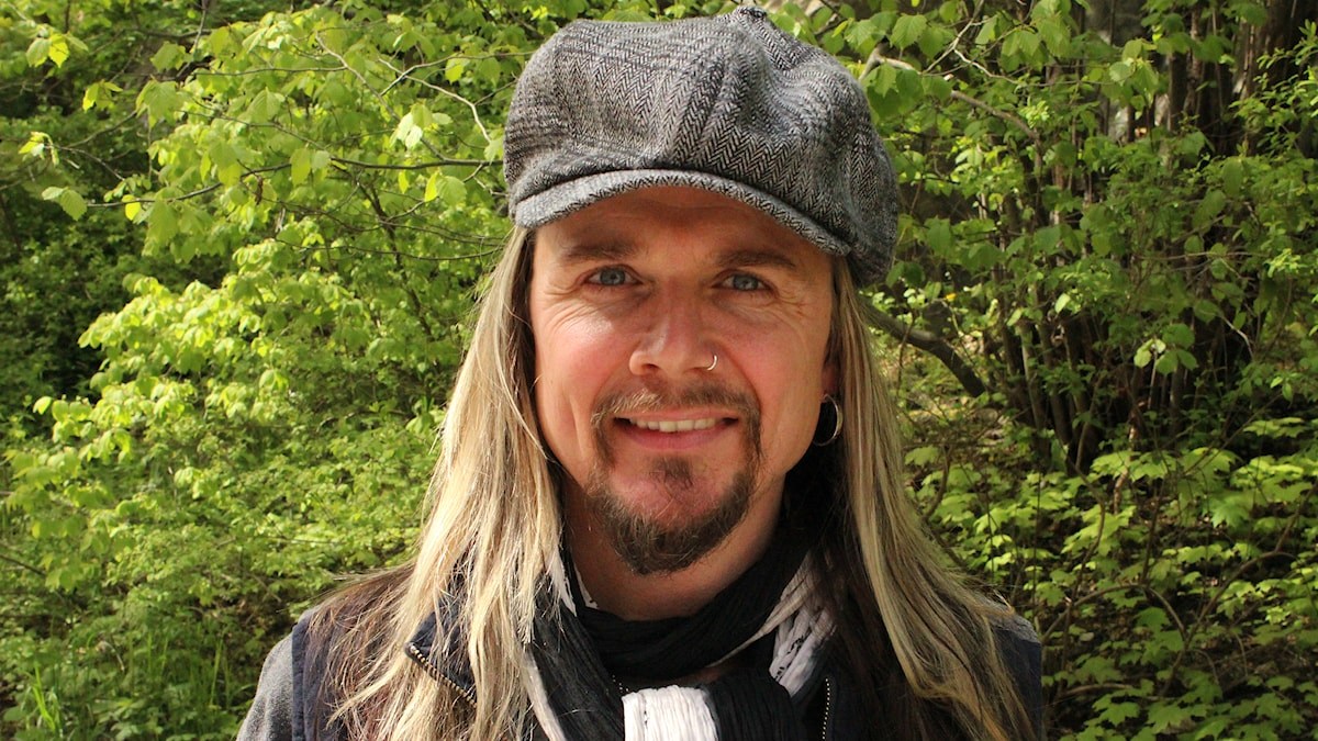 Jakob Samuel. Foto: Åsa Karlsson/Sveriges Radio