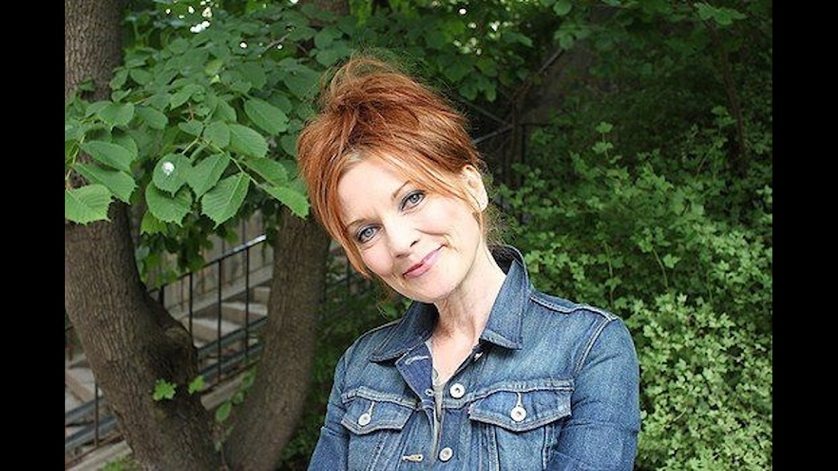 Anne-Lie Rydé. Foto: Stina Ivarsson/Sveriges Radio
