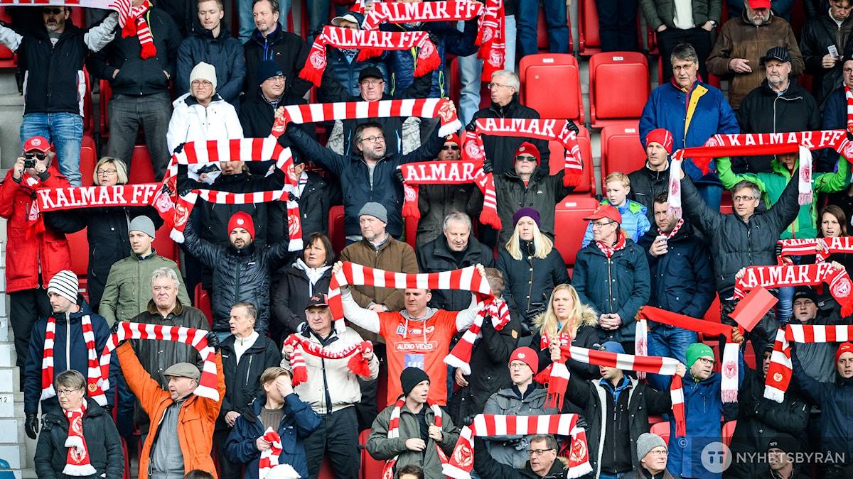Kalmar FF fans
