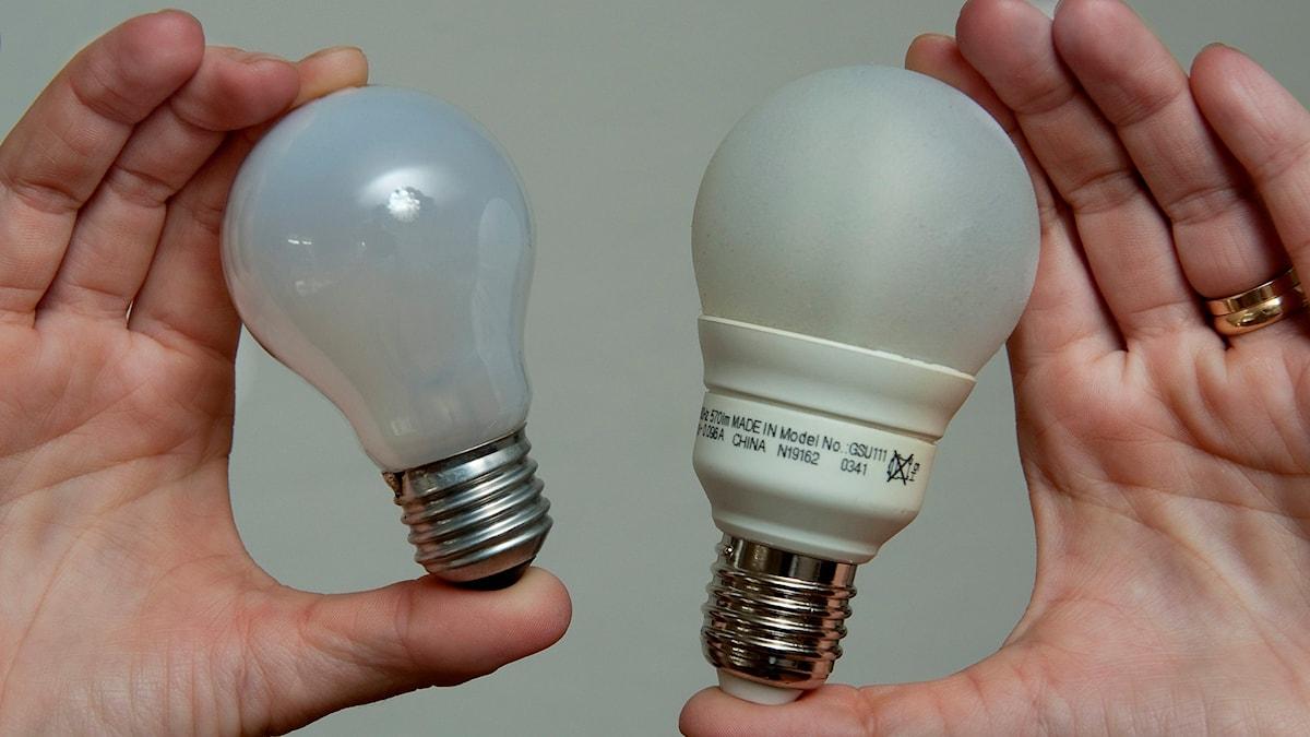 Glödlampan är en typisk uppfinning vi har svårt att leva utan.