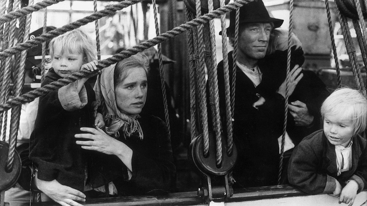Karl-Oskar och Kristina sökte lyckan i Amerika. Har du funnit lyckan i Sverige?