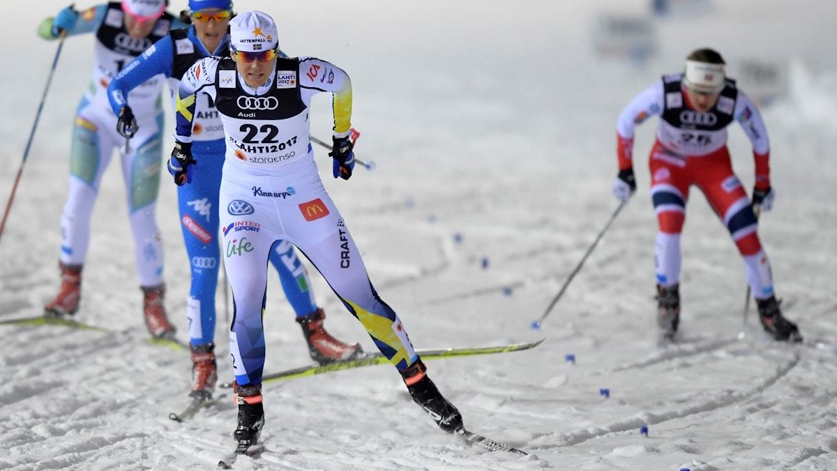 Skid-VM i Lahtis