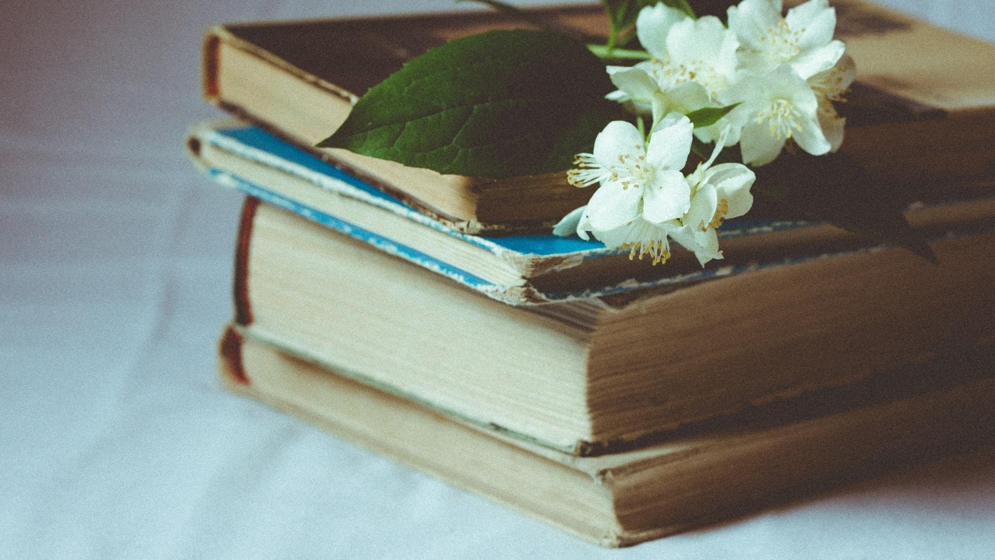 Vilken bok har gjort avtryck i ditt liv?