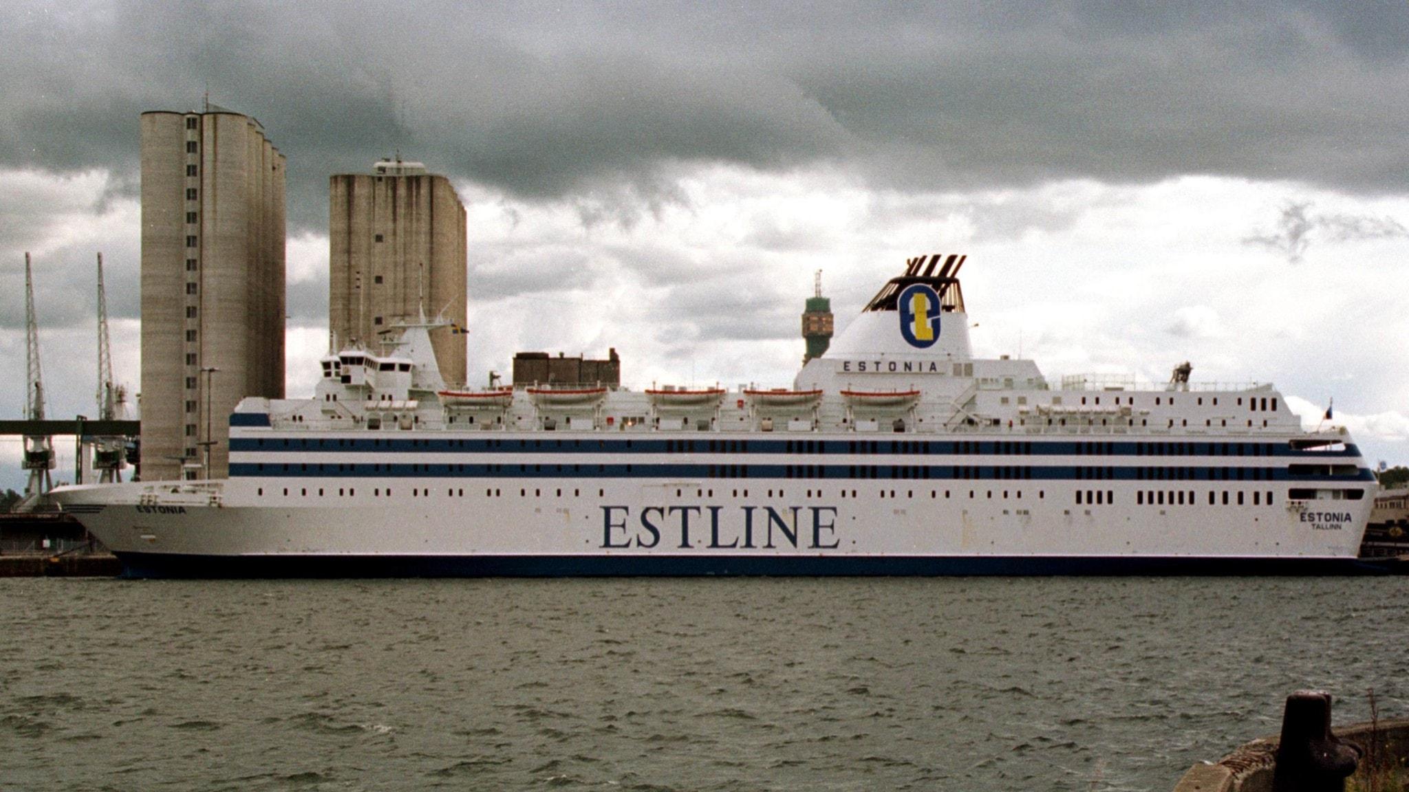 Hur minns du Estoniakatastrofen?