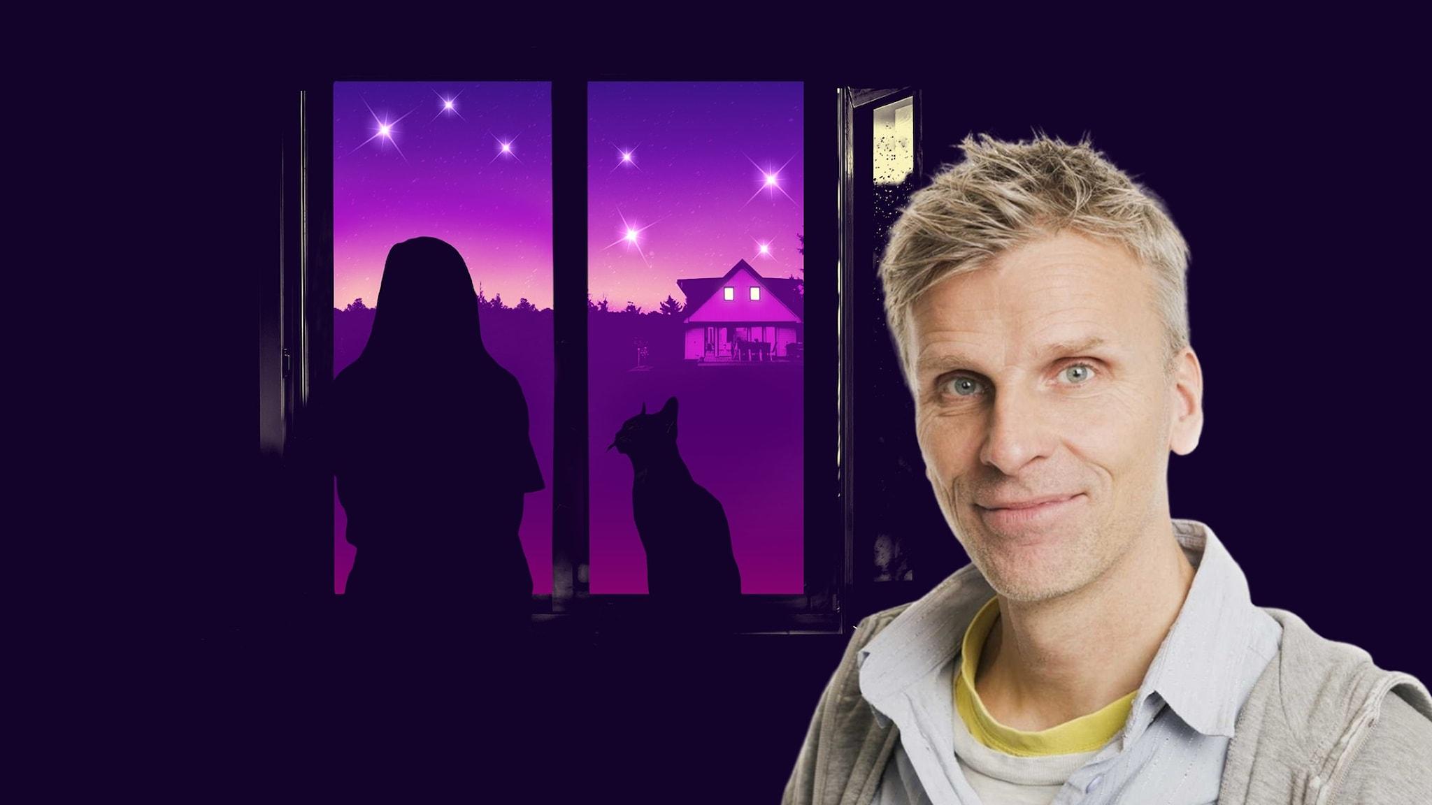 Christian Olsson, Programledare för Karlavagnen i P4