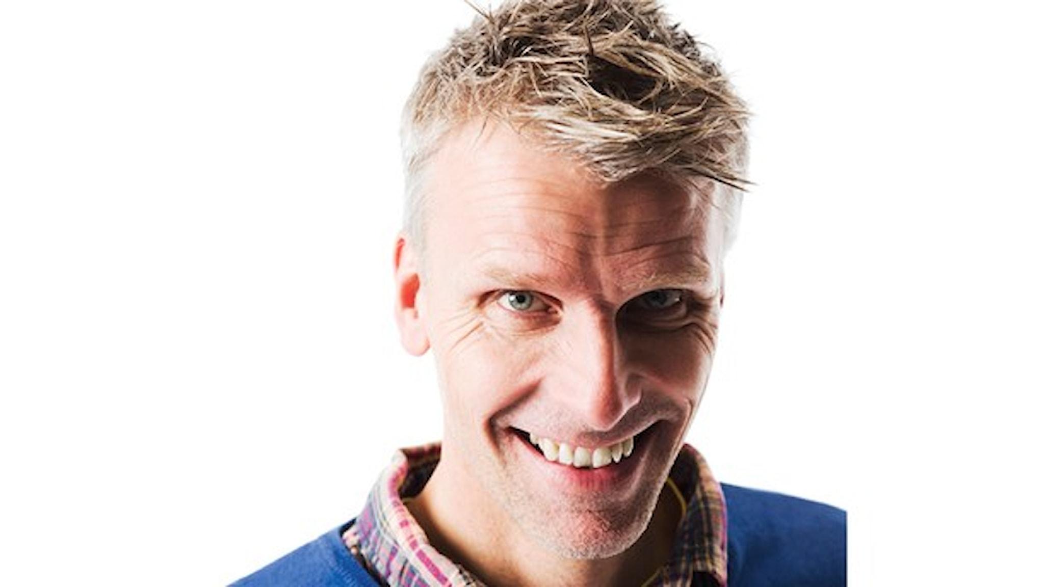 Christian Olsson. Foto: Mattias Ahlm/SR