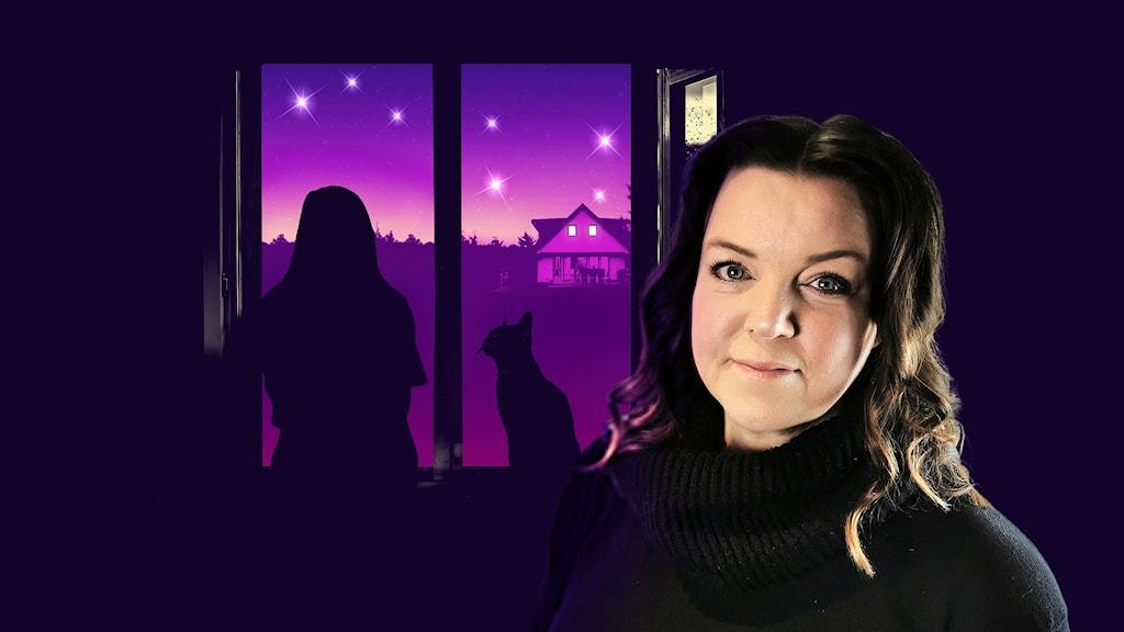 Mona Wahlund, Programledare för Karlavagnen i P4