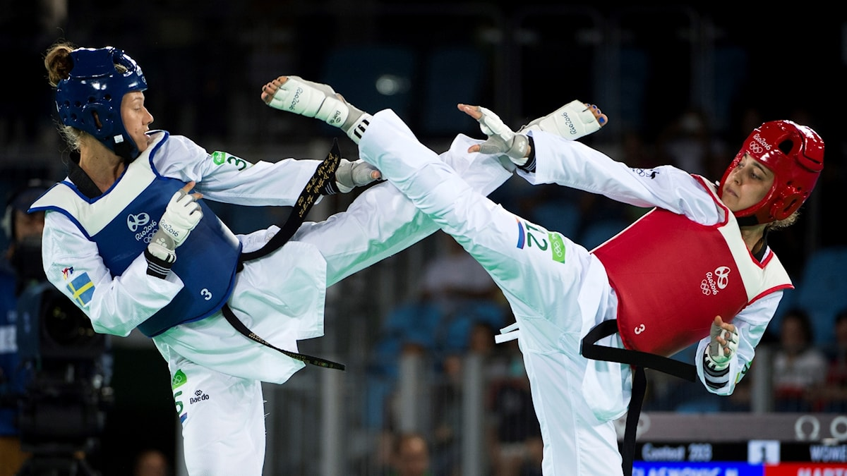taekwondo OS Rio