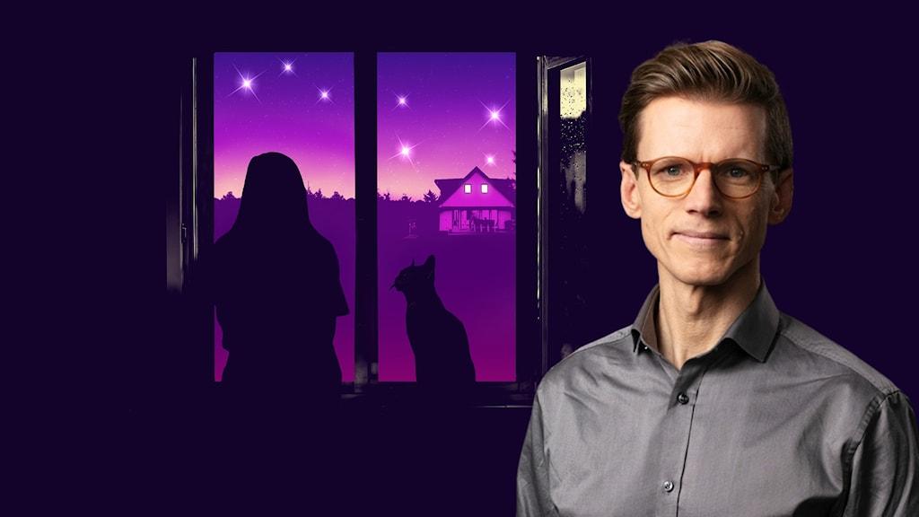 Johan Signert, programledare för Karlavagnen i P4