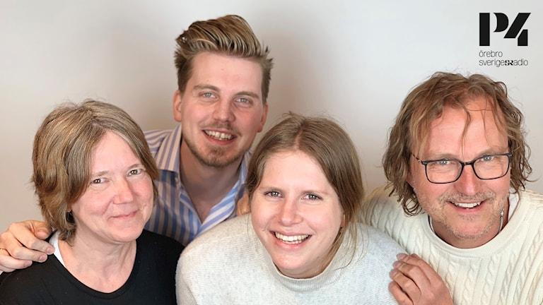 P4 Örebros morgonprogram som startar dagen för dig i Örebro län.