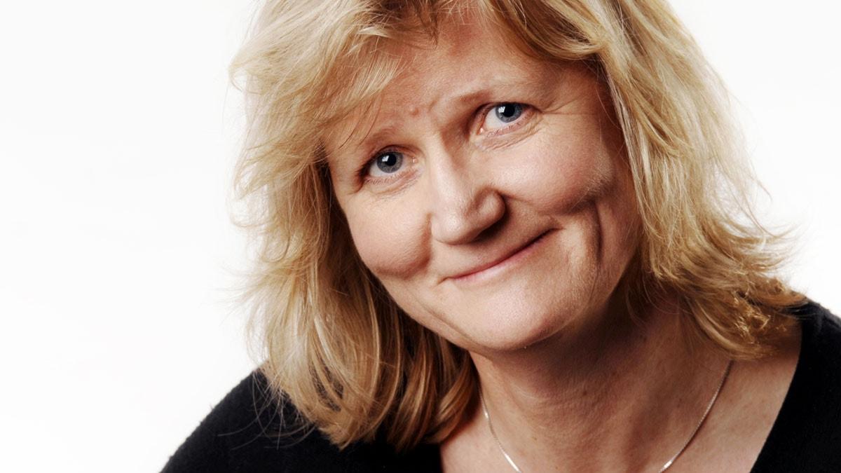 Eva Hallgren. Foto: Ulla-Carin Ekblom.