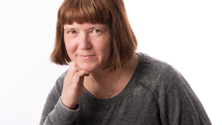 Anna Björndahl. Foto: Ulla-Carin Ekblom.