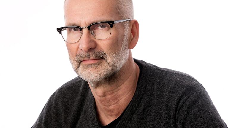Arne Holmberg. Foto: Ulla-Carin Ekblom.
