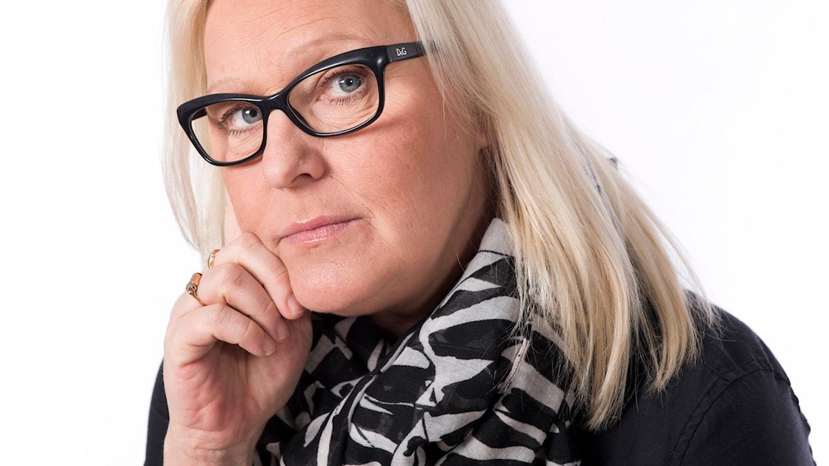 Carina Galanou Ipsonius. Foto: Ulla-Carin Ekblom.