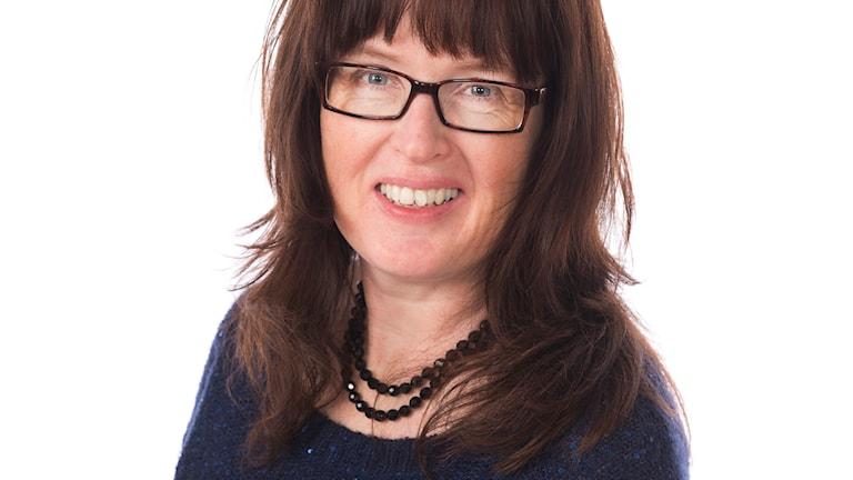 Marie Hansson. Foto: Ulla-Carin Ekblom.