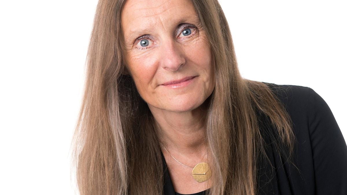 Helena Sträng. Foto: Ulla-Carin Ekblom.