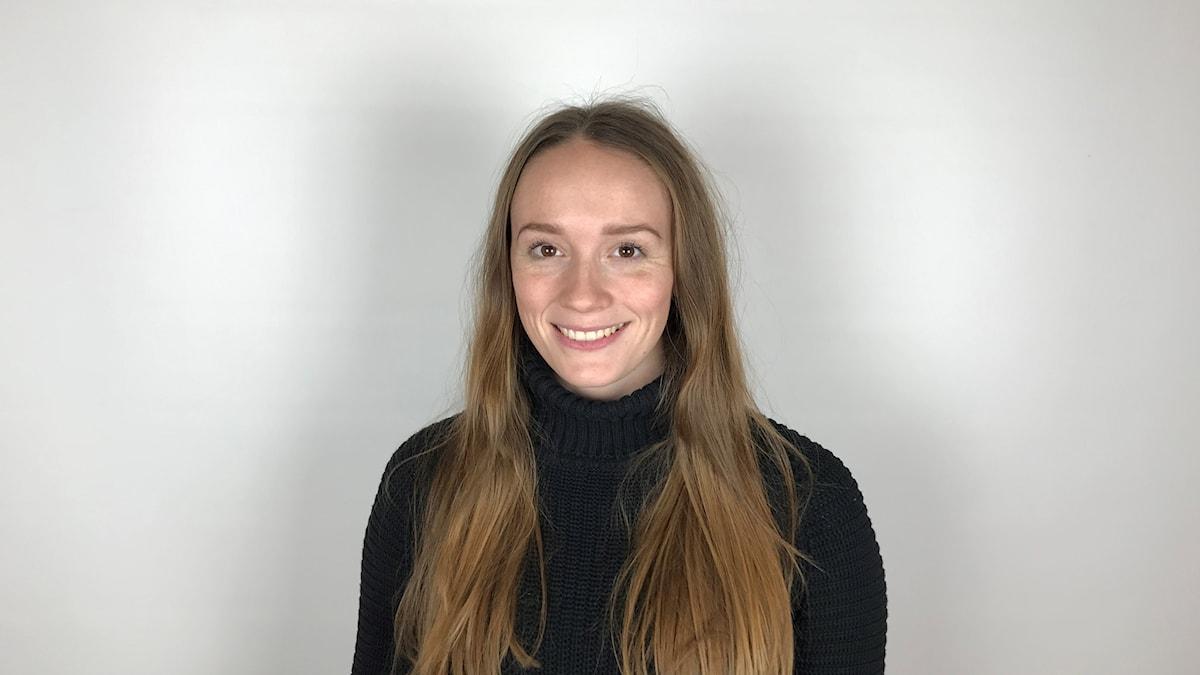 Lisa Johansson, digital redaktör.