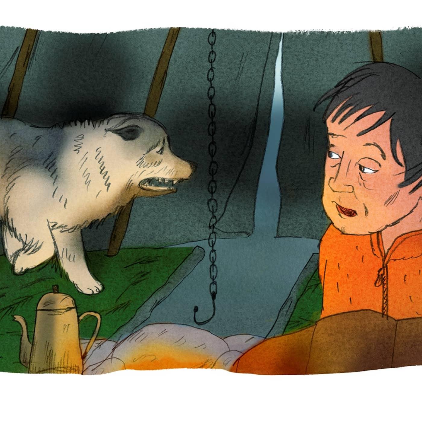 Beatnagat rovuhit - Hundarna skriar