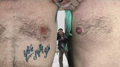 Facebook vän små bröst