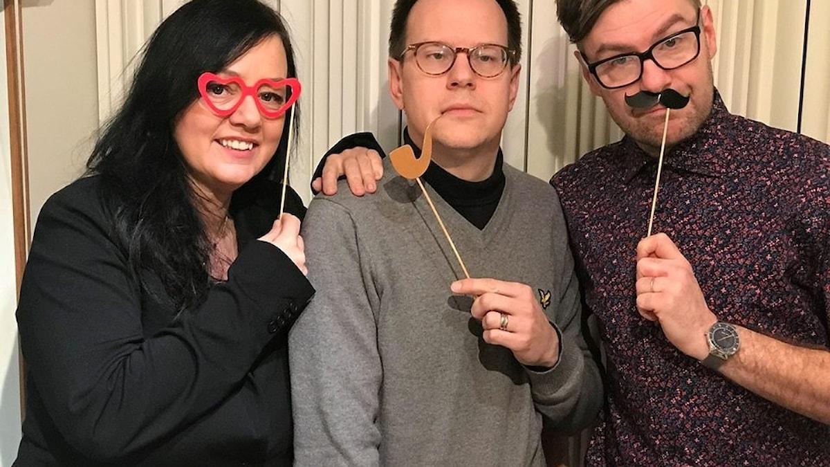 Åsa Jinder, Thomas Deutgen, Thomas Lundin