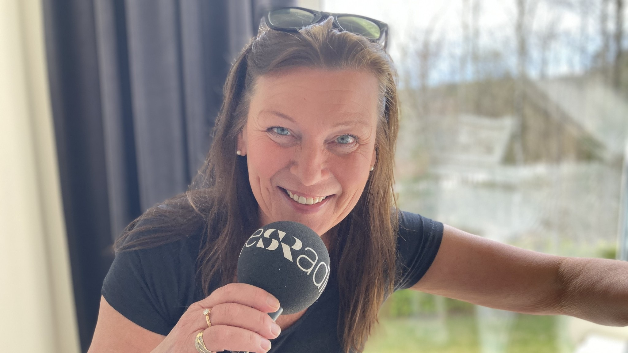 Lotta Engberg om musiken och lyckan i att hitta en livskamrat