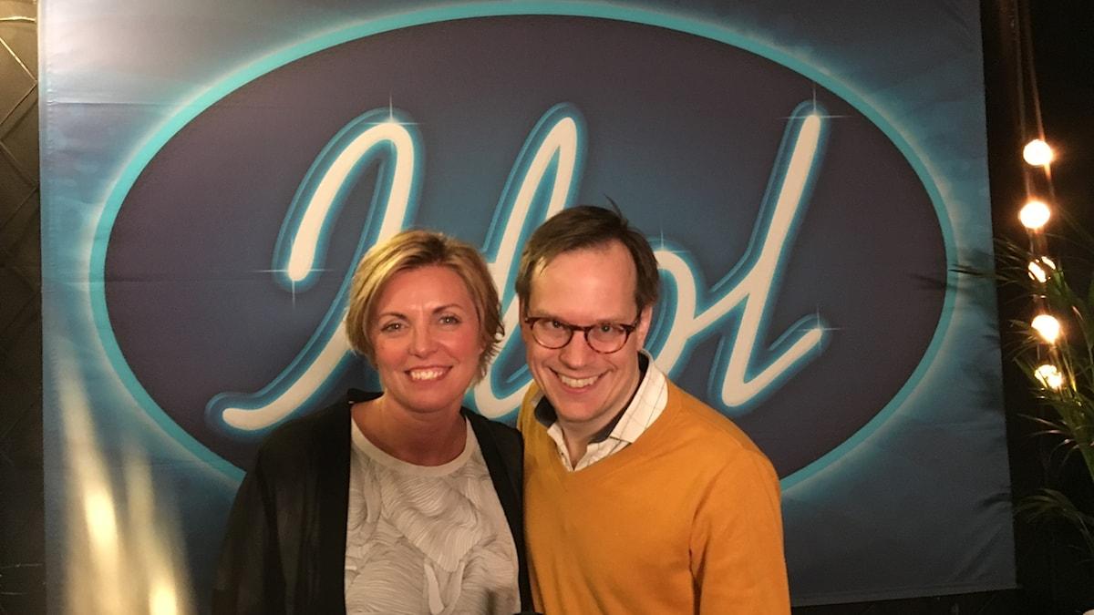 Susanne Bertlin och Thomas Deutgen.