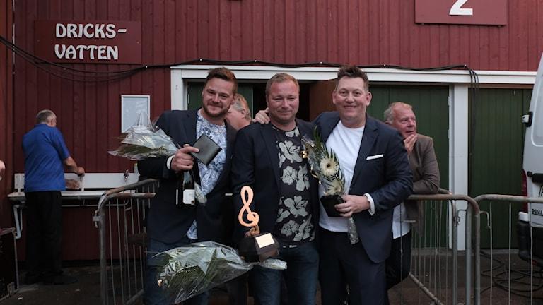 Årets Dansband 2017 är Casanovas!
