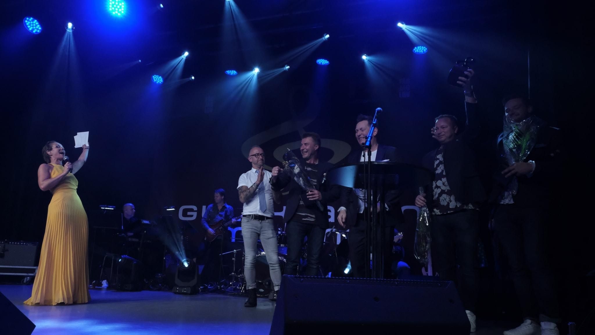 Casanovas är Årets Dansband!