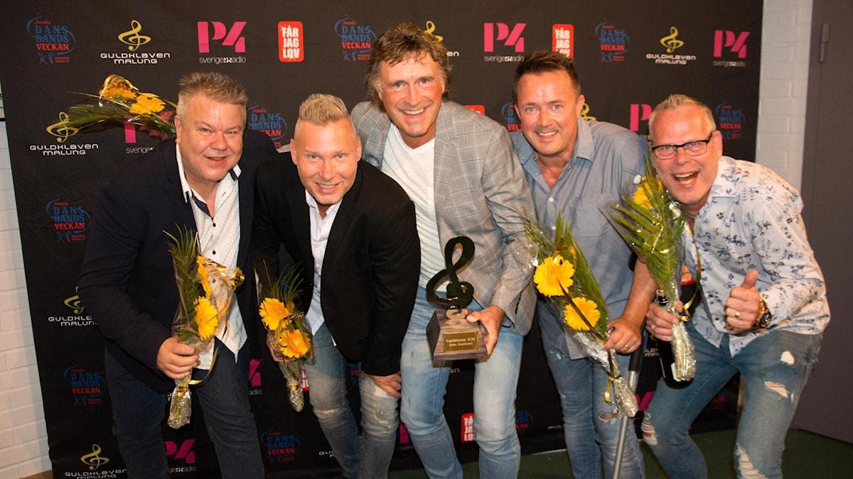 Streaplers årets Dansband 2019