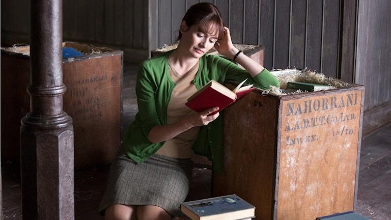 Emily Mortimer i The Bookshop. Foto: Lucky Dogs.
