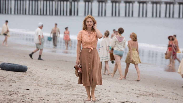 Kate Winslet i Wonder wheel. Foto: Scanbox Entertainment.