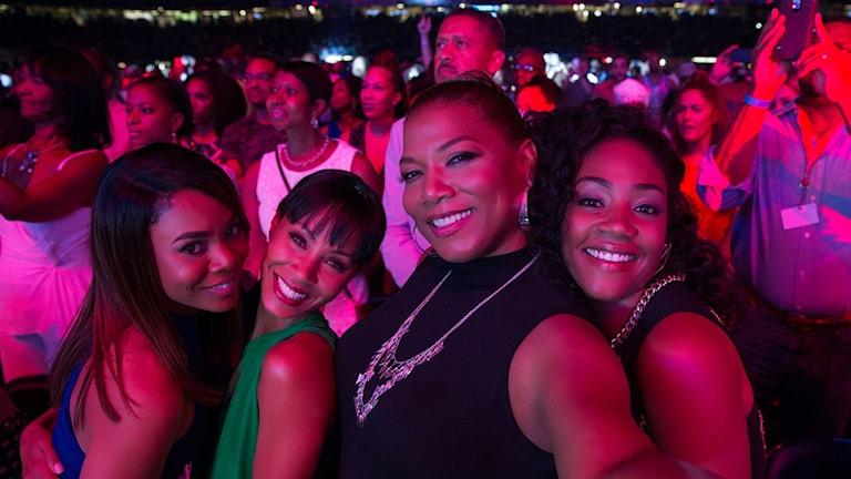 Party i filmen Girls Trip. Foto: UIP.