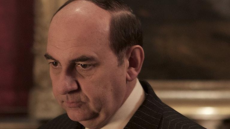 Luis Gnecco som Neruda. Foto: Edge Entertainment.