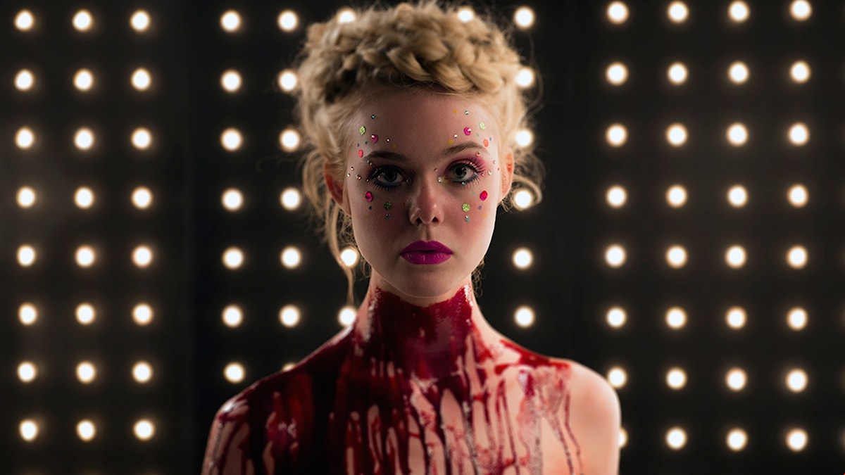 Elle Fanning i The Neon Demon. Foto: Scanbox Entertainment.