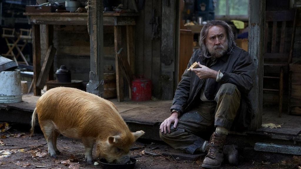 """Nicolas Cage i """"Pig"""""""