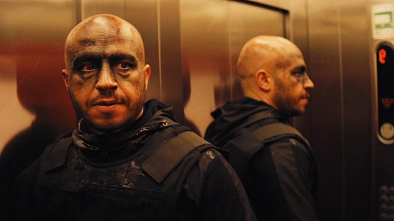 Dar Salim i danska filmen Darkland. Foto: Scanbox Entertainment.