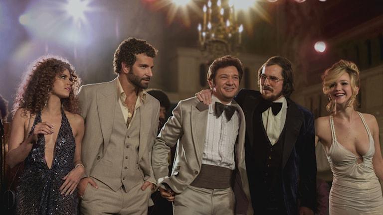 Från filmen American Hustle. Foto: Noble Entertainment.